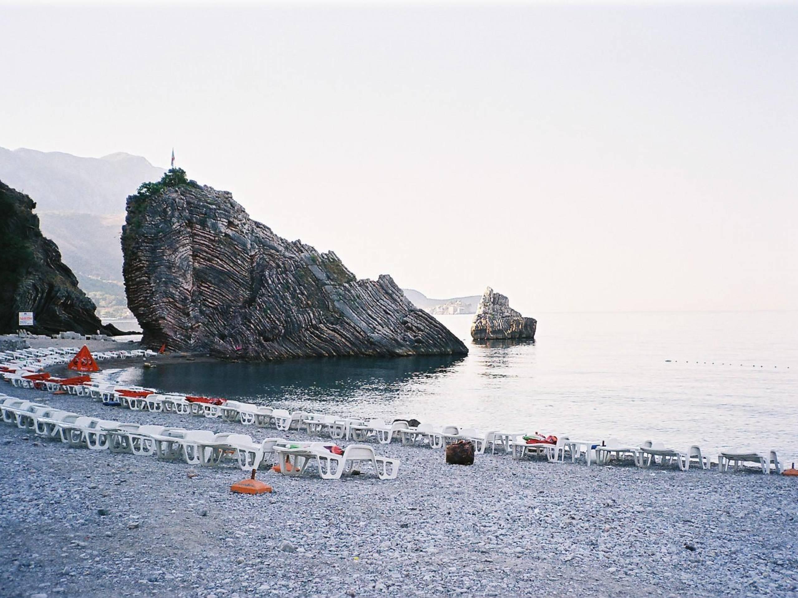 Рафаиловичи черногория пляж фото