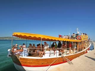Biograd na Moru - Odnawiany jest hotel Adria