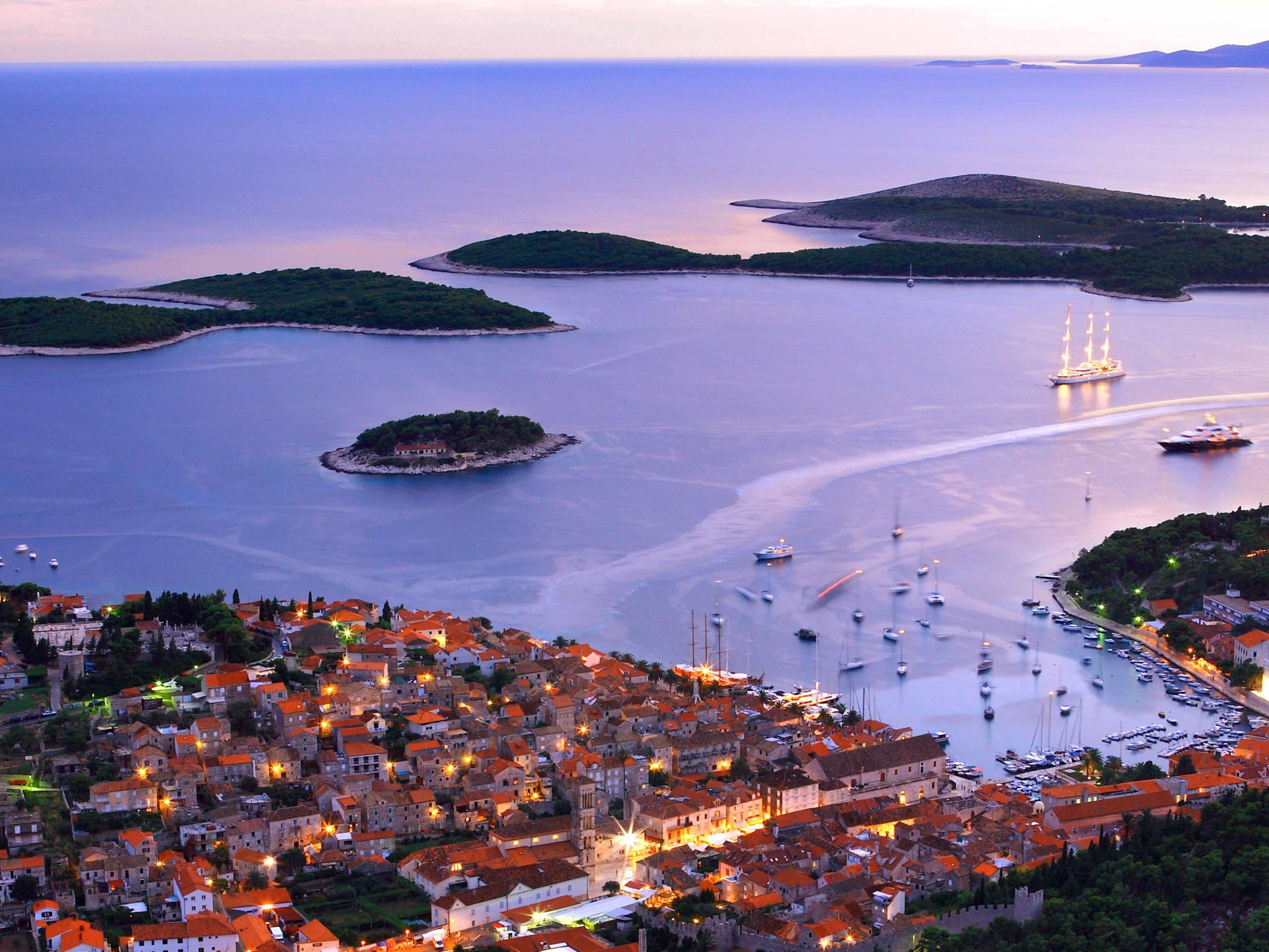 Chorwacja kwatery wyspa korcula hotel posejdon ustka atrakcje