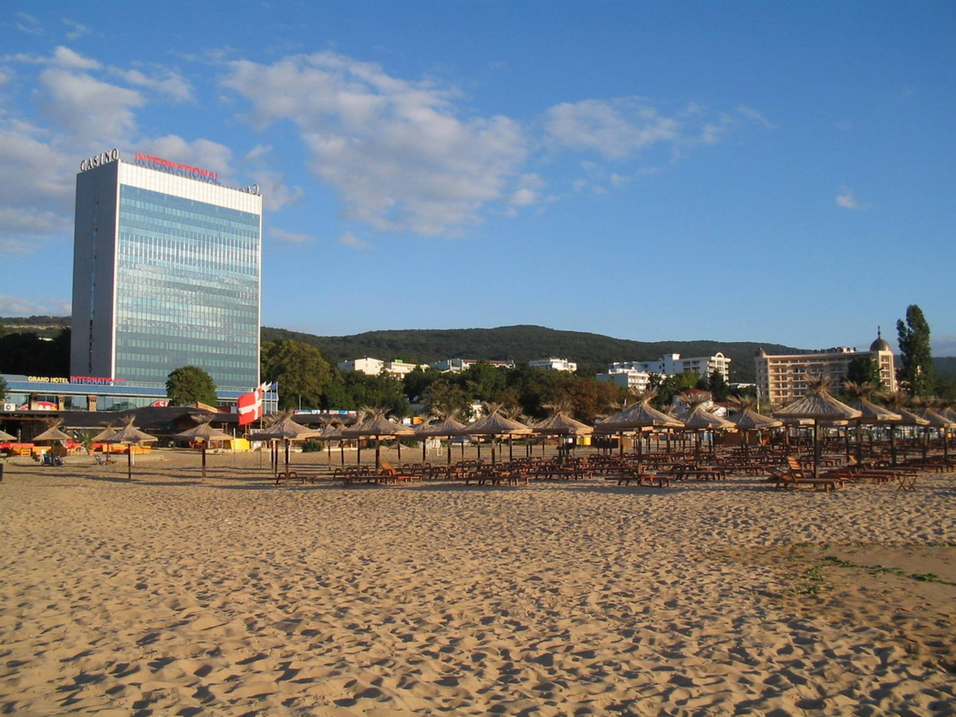 Фото Пляжа - Золотые Пески