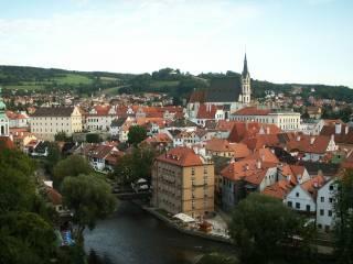 Czechy Środkowe