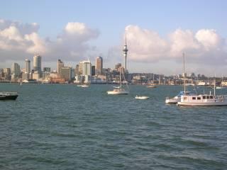 Region Auckland