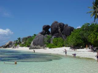 Wyspa La Digue
